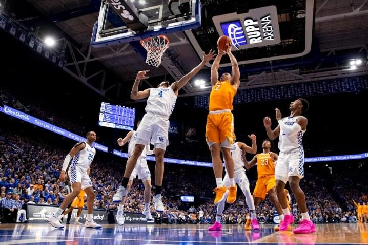 Tennessee Fans Have Plenty of Reasons To Thank Grant Williams