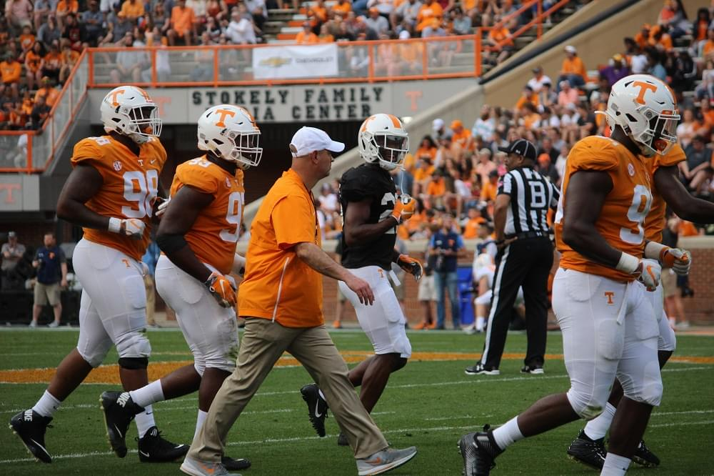 Vince's View: Pruitt has signed 46 of 84 scholarship players, 4-stars rule Vols roster