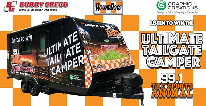 Ultimate Tailgate Camper
