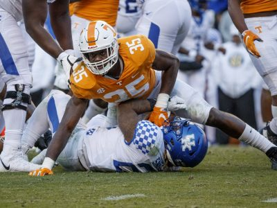 KNOXVILLE, TN - 2018.11.10 - Tennessee vs. Kentucky