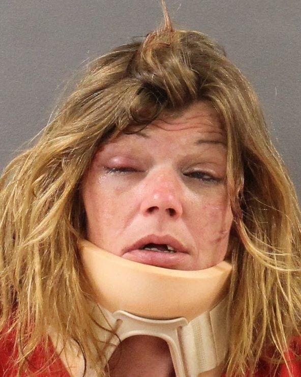 Knoxville Woman Facing Charges After Police Chase