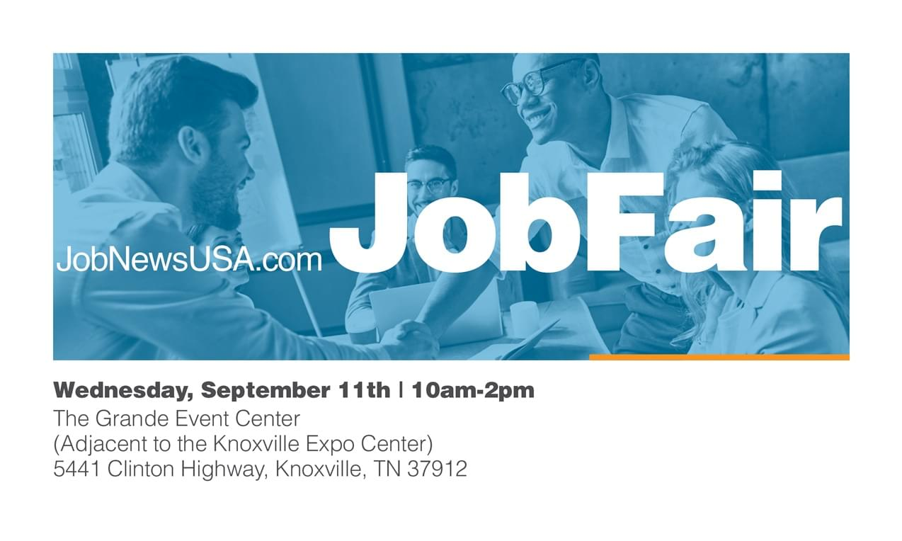 Knoxville Job Fair at the Grande Event Center