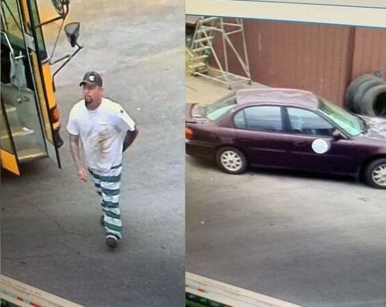 Inmate Got Away in Stolen Car in Jefferson County