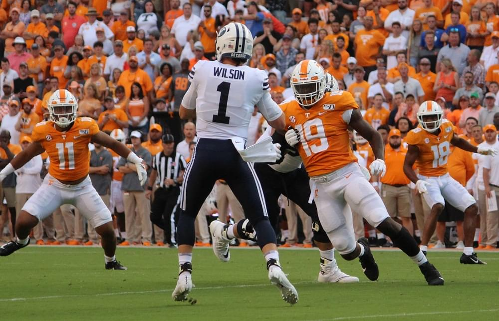 Vince's View: SEC football Week 6 score predictions; Vols/Dawgs