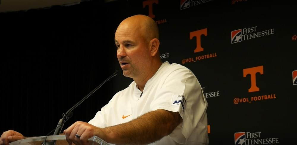 Video: Jeremy Pruitt postgame after 43-14 loss to Georgia