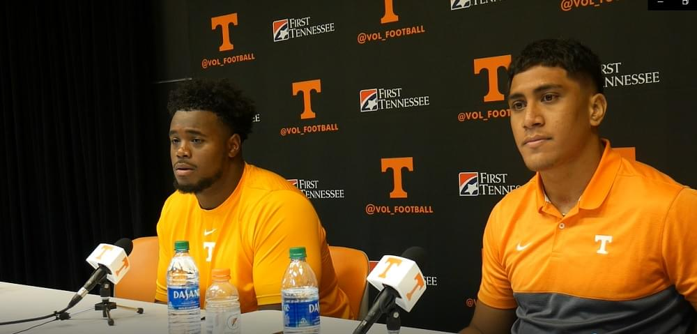 Video: 4 Vols players in the postgame after 43-14 loss to UGA