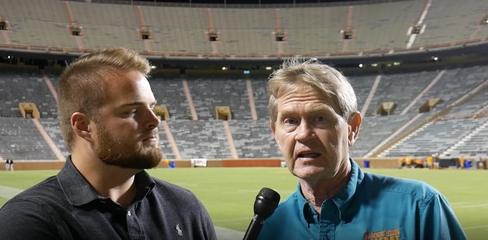 Video: The Sports Animal reviews UT's home loss to Georgia 43-14