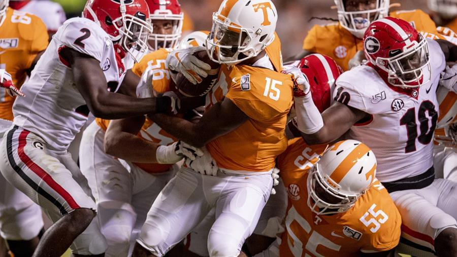 Vol Report: Vols Show Promise Heading into Mississippi State Clash