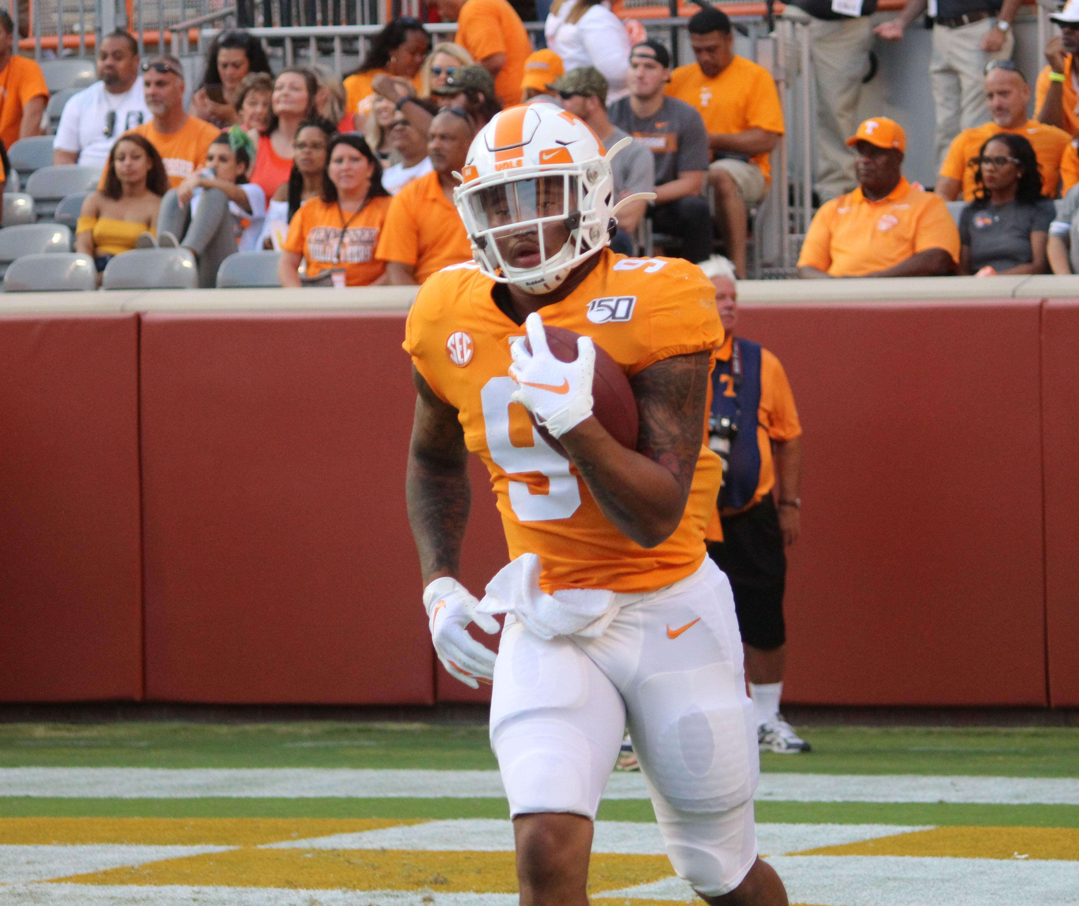 Silverberg: Vols in home stretch after loss to Bama
