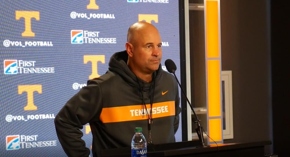 """Video: Pruitt Wed """"Brian will be the starting quarterback Saturday. I think everybody would know that, right?"""""""