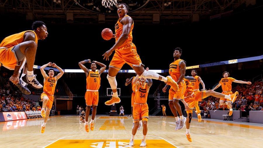 UT Basketball Preseason Notebook