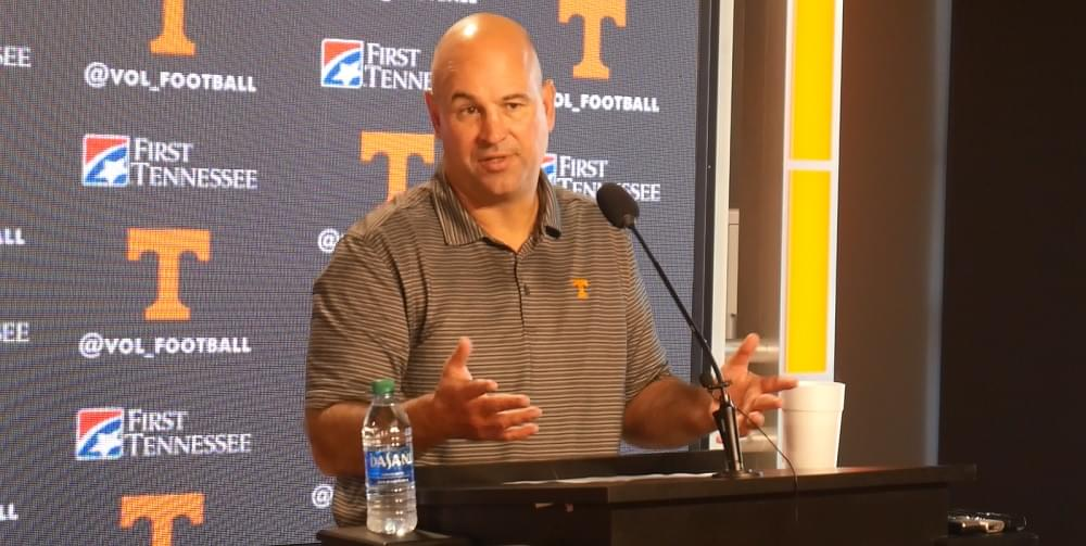 "Video: Pruitt on Bama ""They have to really work hard not to score 100 points a game"""