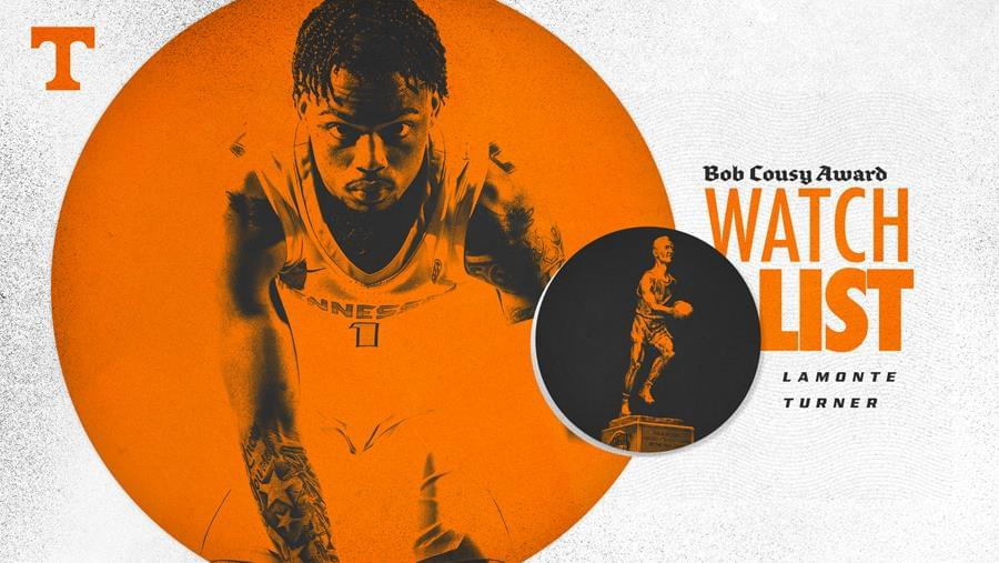 Turner Named to Cousy Award Watch List