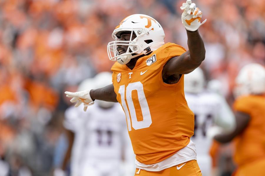 Vol Report: UT Energized Heading into No. 1 Alabama