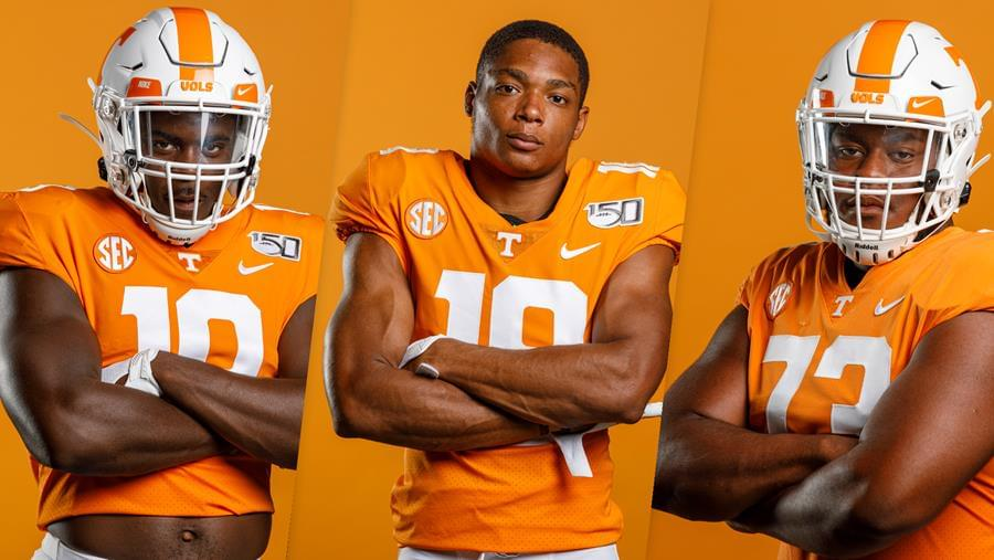 Three Vols Named to PFF College SEC Team of the Week