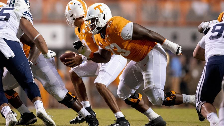 UT Looking to Carry Momentum into Clash with Crimson Tide