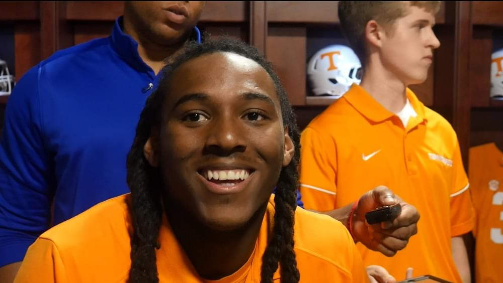 """Video: Callaway on Tee Martin """"A lot of guys look up to Coach Tee"""""""
