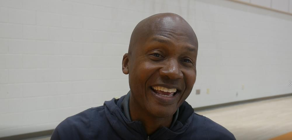 """Video: Oliver on Lamonte Turner this season """"This is Grown-Man-Tae. He and coach have become incredibly close."""""""