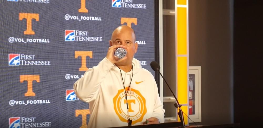 """Video: Pruitt on Maurer's status for Sat """"It'll still be a game-time decision"""""""