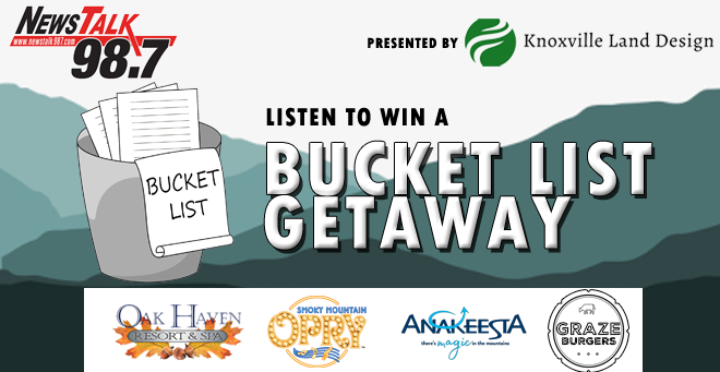 Bucket List Getaway