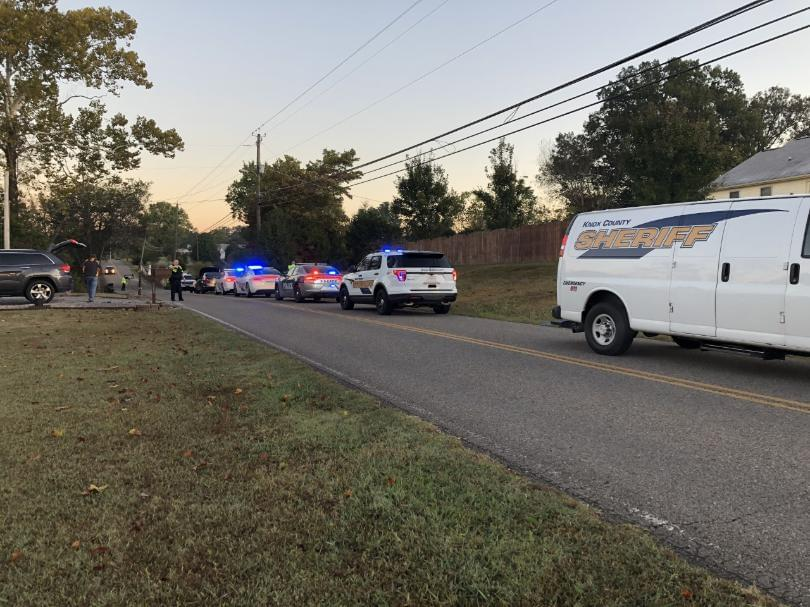 Man Arrested Following Police Chase