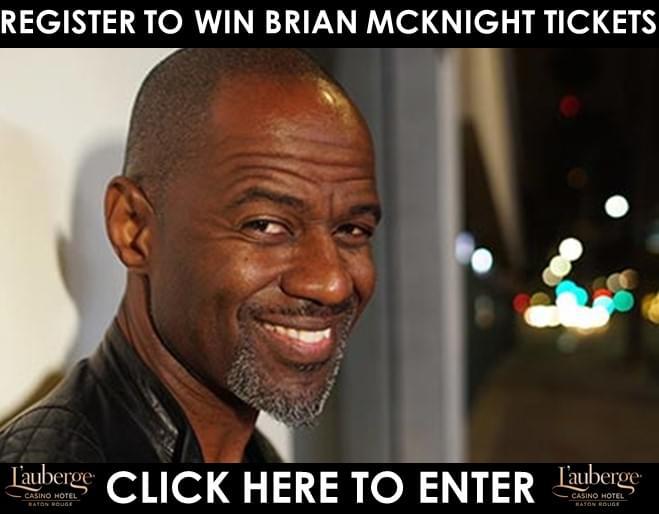 Register to Win Brian McKnight Tickets