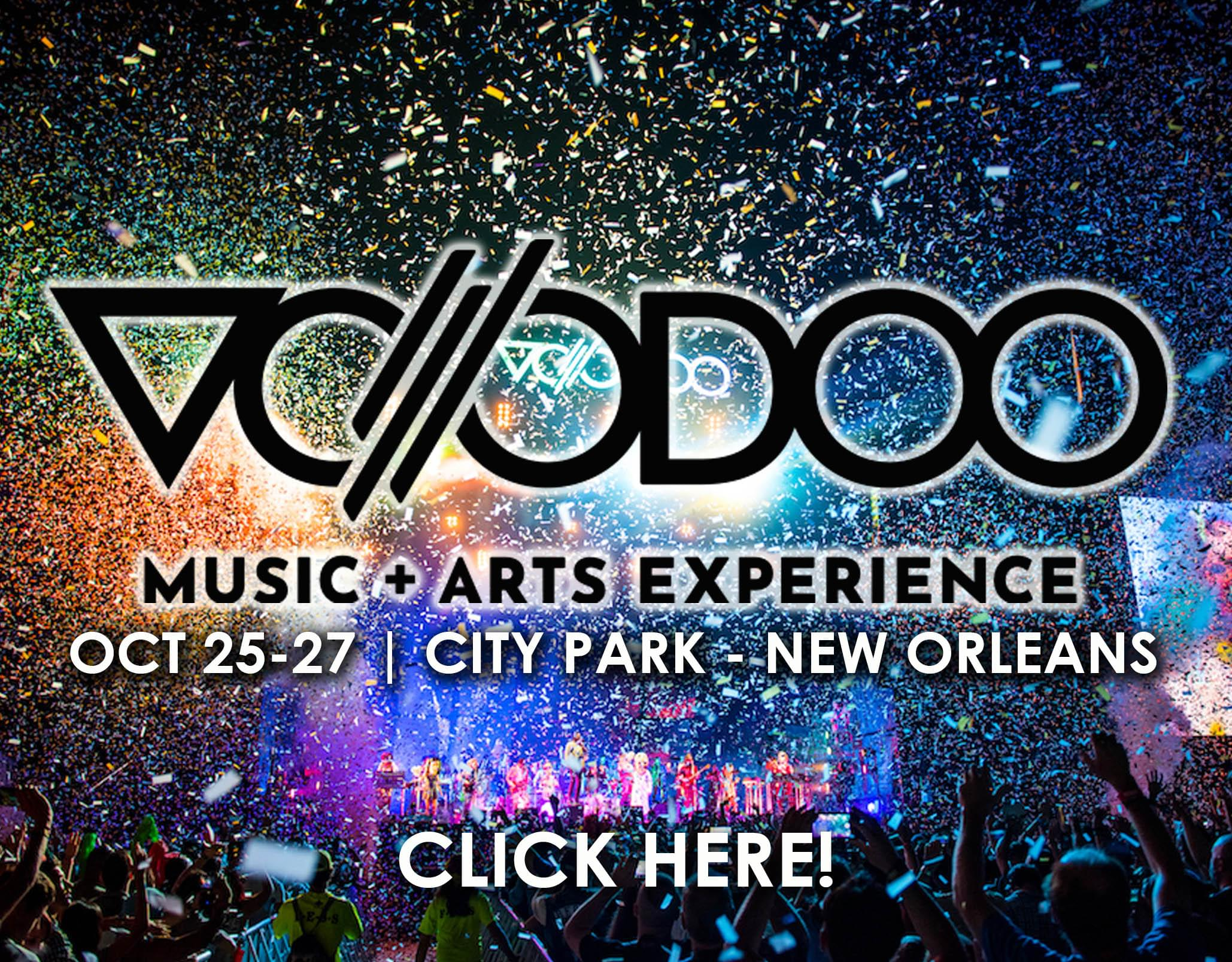 Win Voodoo 2019 Sunday Tickets