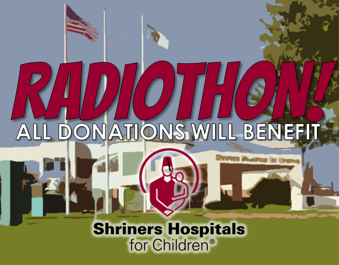 Donate to the Shriners Hospitals for Children Radiothon