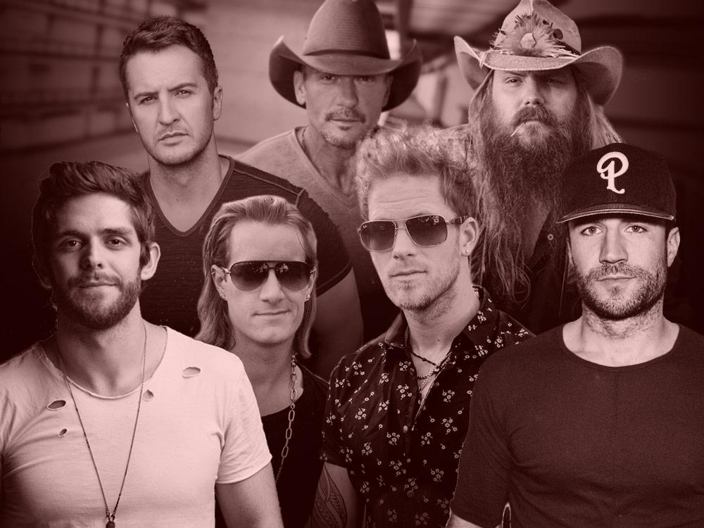 The 10 Most-Streamed Songs of 2016 Include Tunes by Thomas Rhett, Sam Hunt, FGL, Chris Stapleton, Luke Bryan & Tim McGraw—But Who's No. 1?
