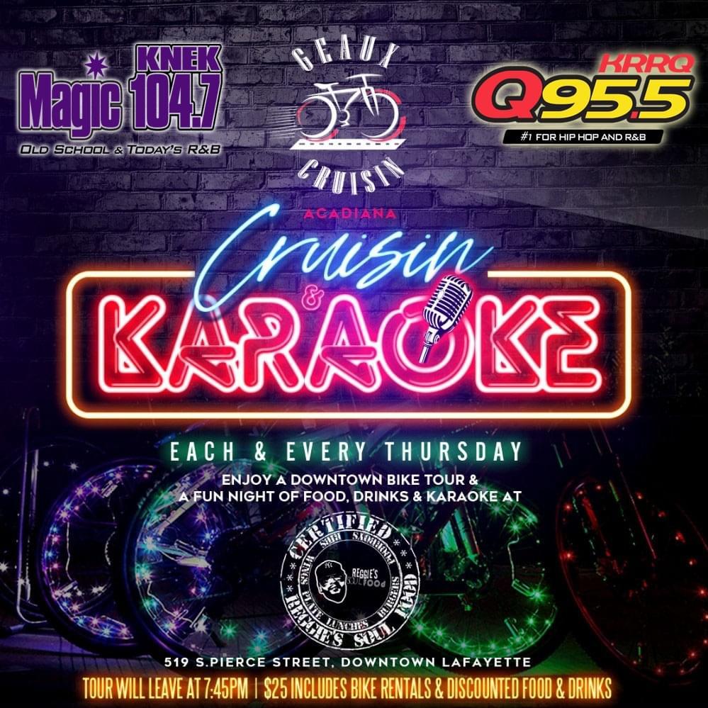 Cruisin & Karaoke