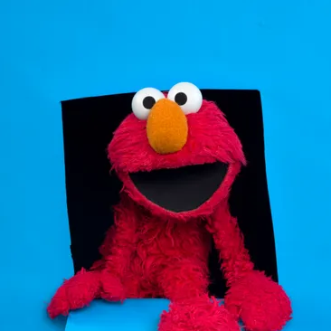 Elmo gets his own talk show