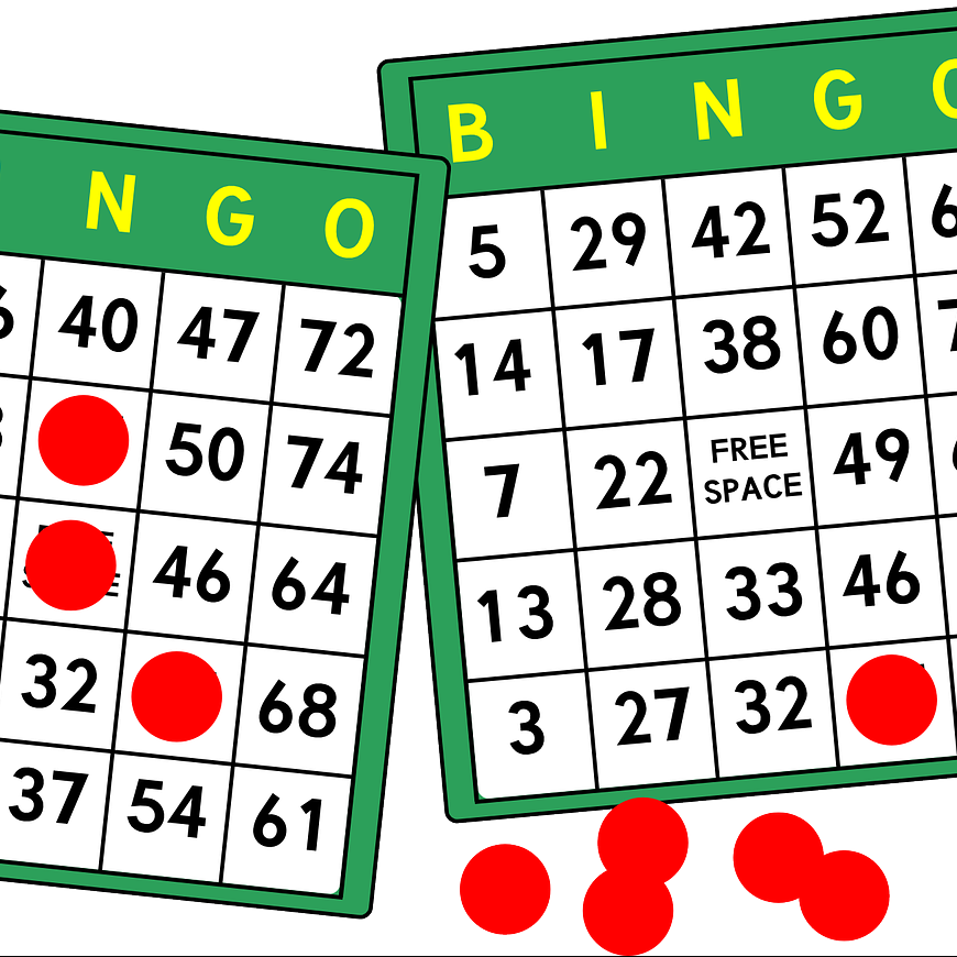 Busted at Bingo!