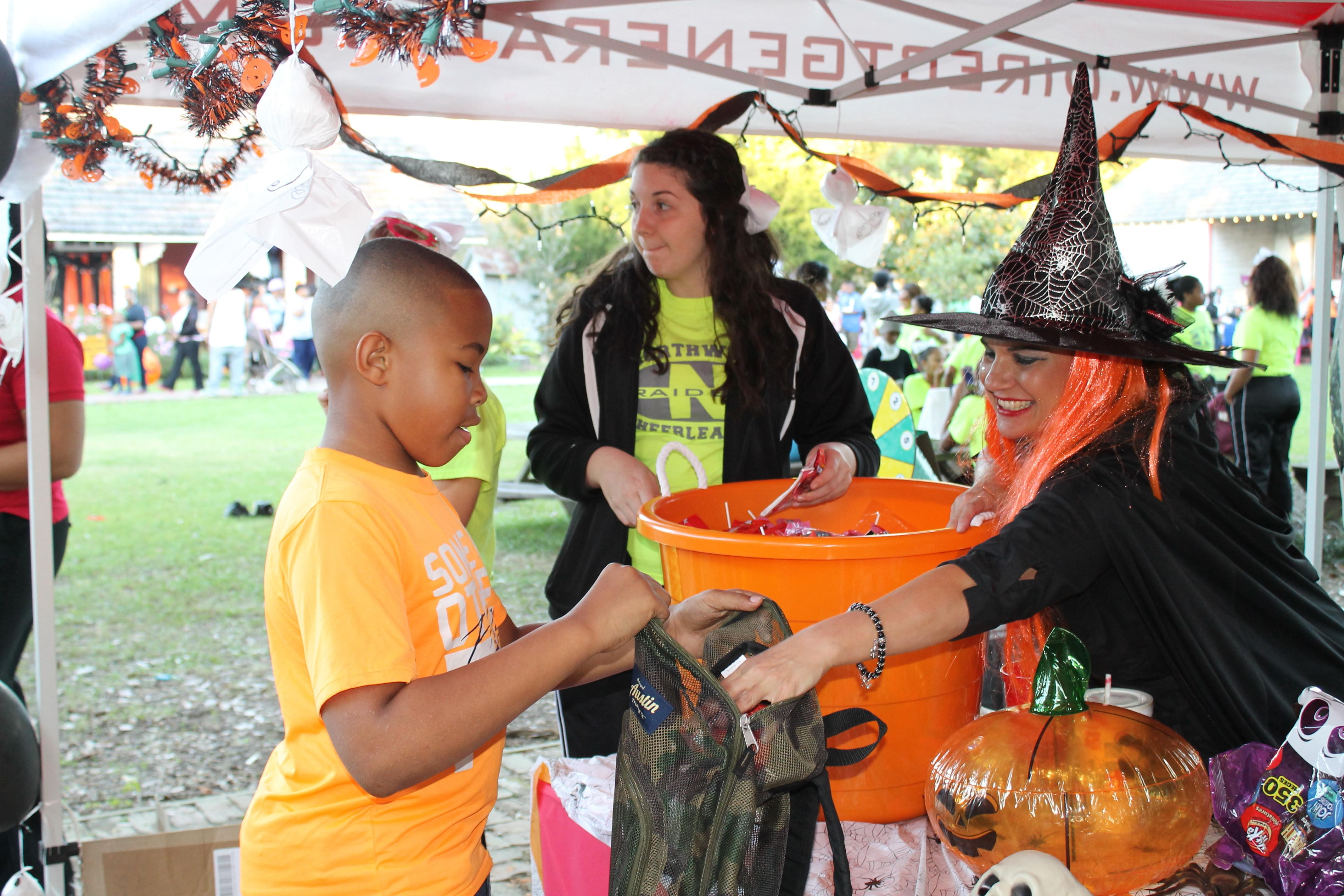 Annual Safe Halloween for Kids at Le Vieux Village in Opelousas