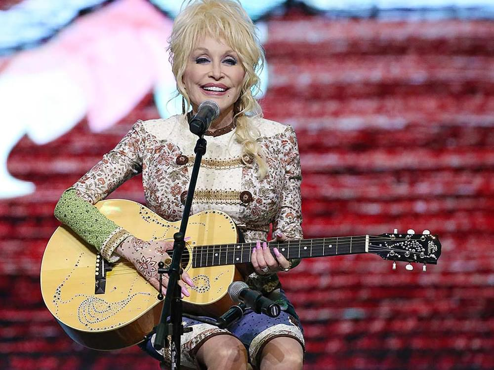 """Grand Ole Opry's """"Dolly Week 2019"""" Lineup to Include Dierks Bentley, Lady Antebellum, Hank Williams Jr, Emmylou Harris & More"""