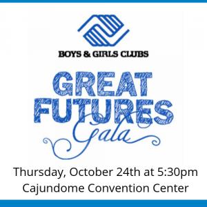Boys and Girls Club Great Futures Gala