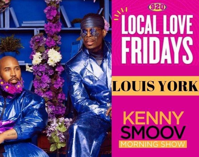 Local Love Fridays: LOUIS YORK