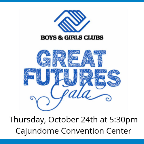 Boys and Girls Club Great Futures Gala