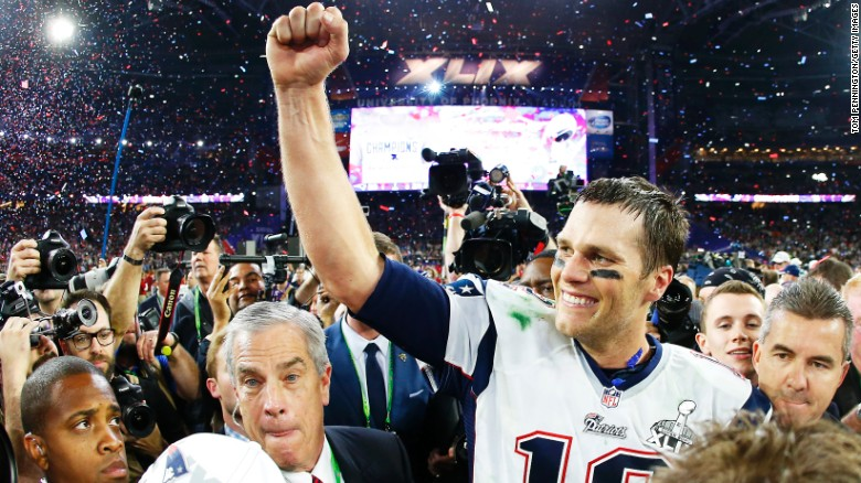 Judge overturns Tom Brady's suspension