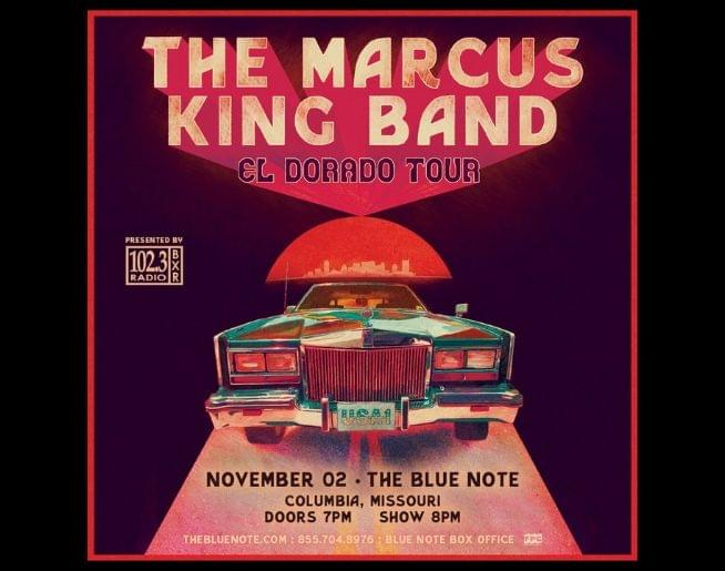 BXR Presents The Marcus King Band at the Blue Note