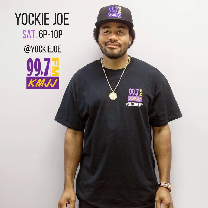 TURN UP YOUR SATURDAY NIGHTS WITH YOCKIE JOE!