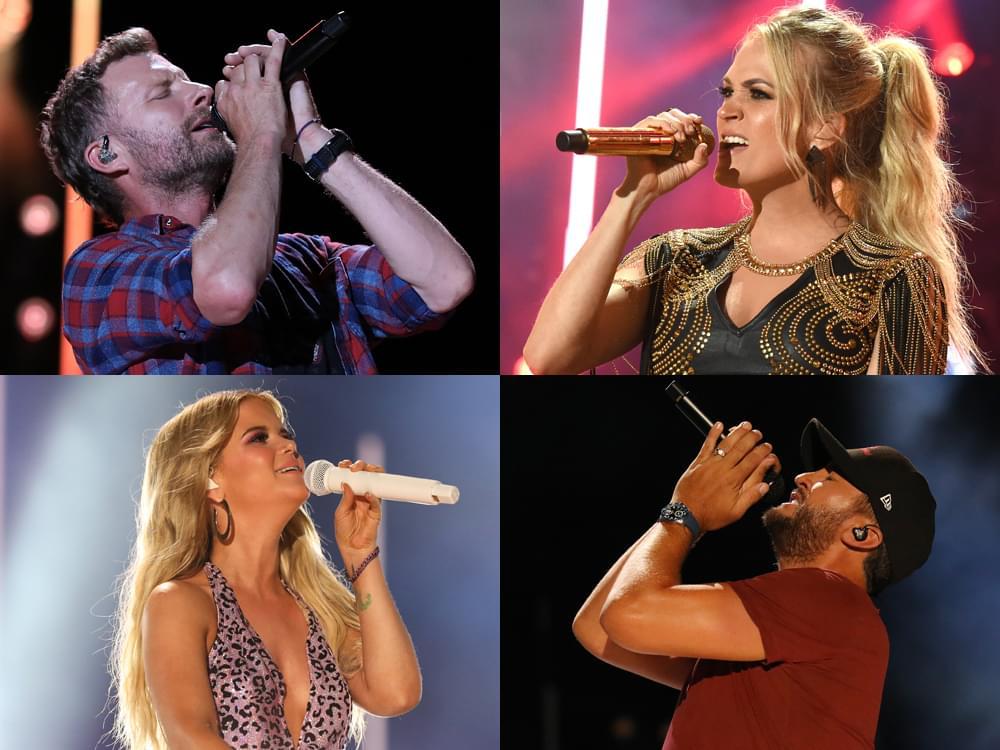 """CMA Fest TV Special"" Reveals 29-Song Lineup"