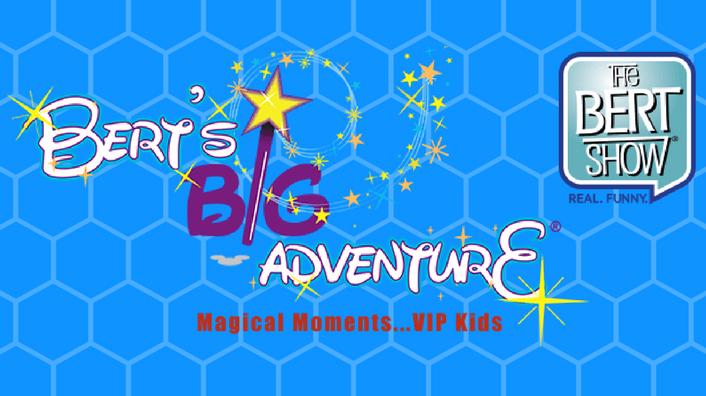 Bert's Big Adventure!