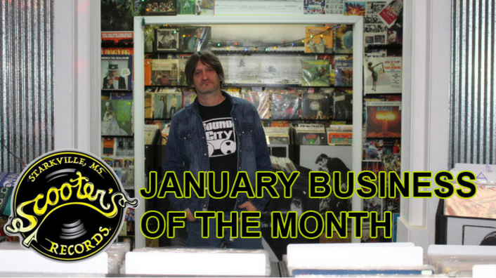 January Business of the Month-Scooters Records