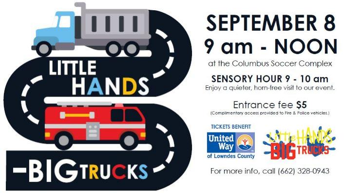 Little Hands-Big Trucks