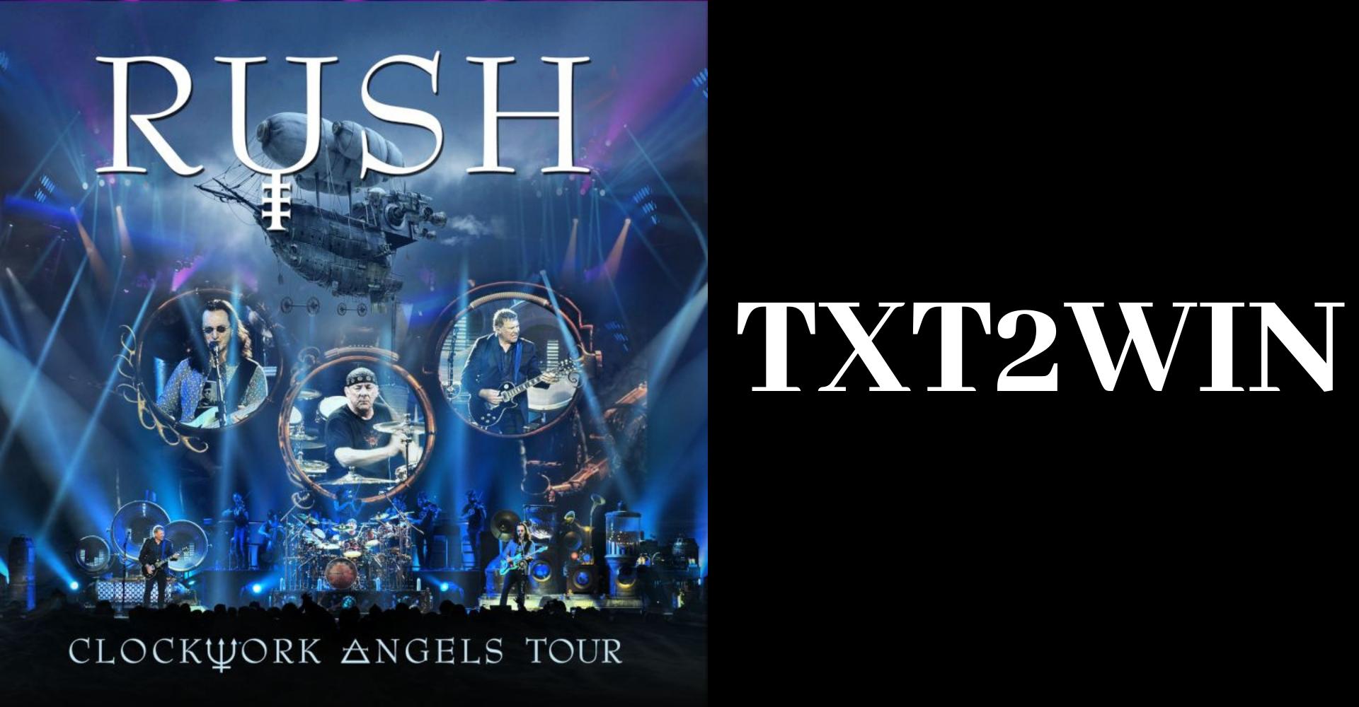 Txt2Win-Rush Digital Album