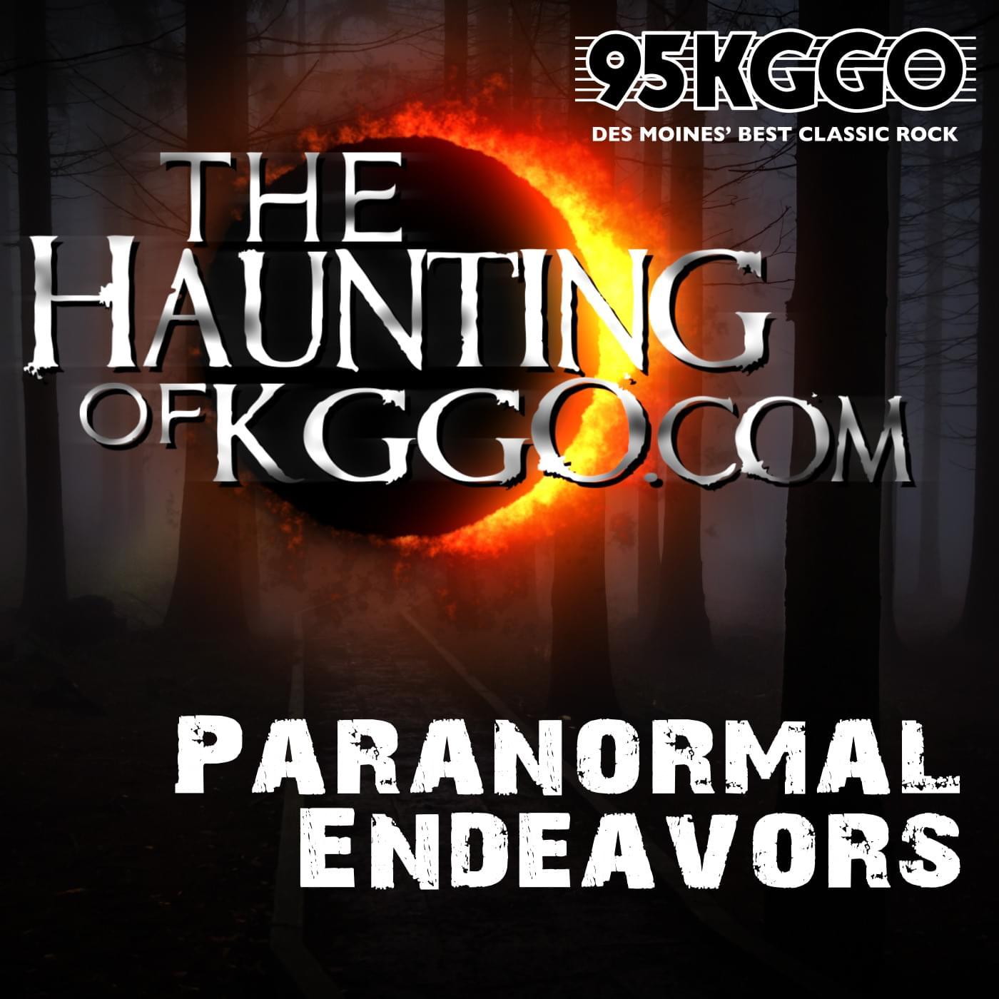 Haunting of KGGO.com – Paranormal Endeavors
