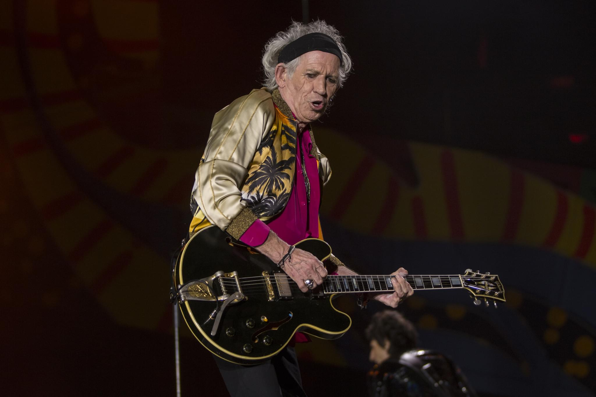 30th Anniversary Reissue Keith Richards 'Stone Cold Classic' [VIDEO]