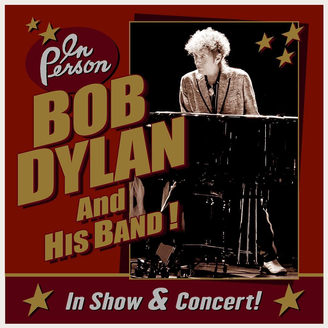 Bob Dylan at Stephens Auditorium