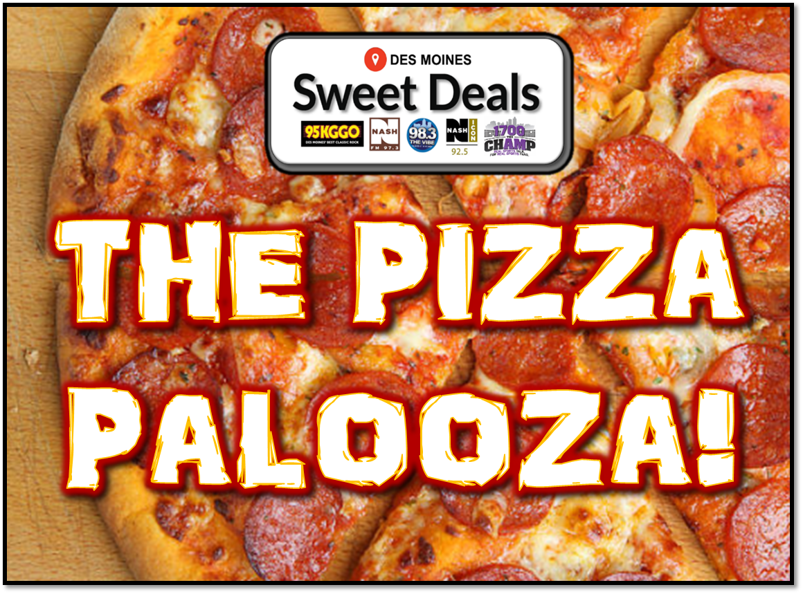 Sweet Deal – The Pizza Palooza Experience