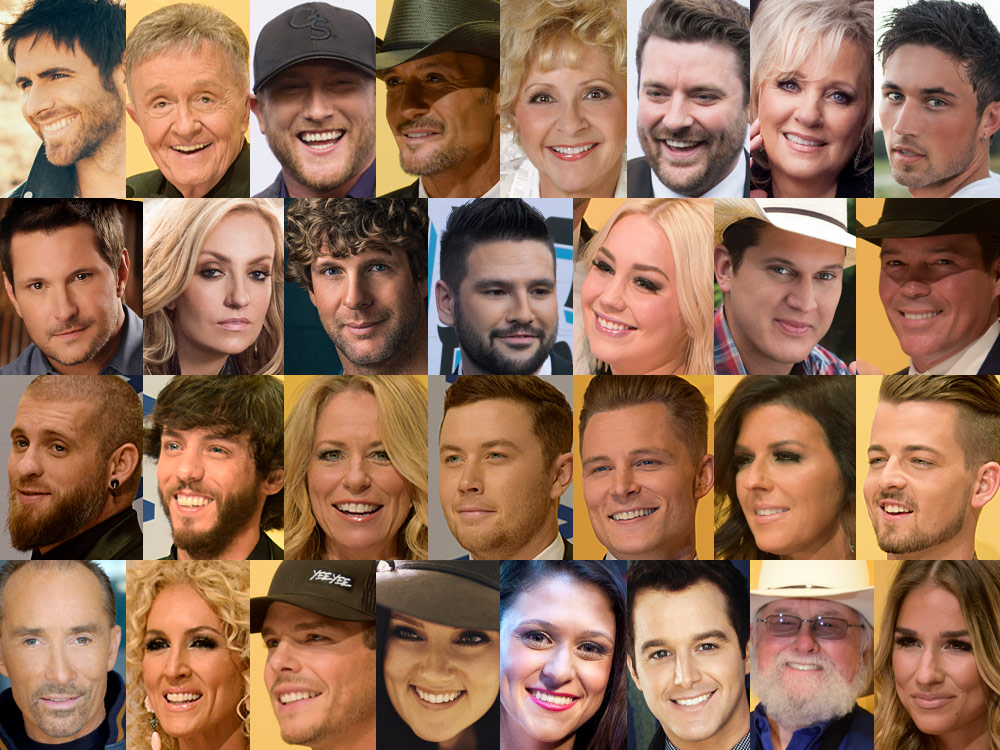 Family Tradition: 30 Country Stars Share Their Favorite Thanksgiving Traditions, Including Tim McGraw, Cole Swindell, Chris Young & More